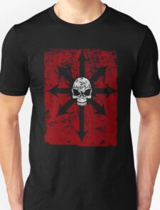 Khaos Red Unisex T-Shirt