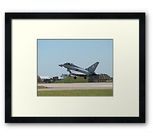 "Typhoon T1 ""BA"" 29 Squadron RAF  Framed Print"