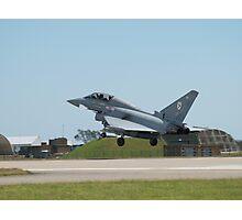 "Typhoon T1 ""BA"" 29 Squadron RAF  Photographic Print"
