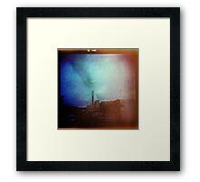 Smokestack Lightning Framed Print