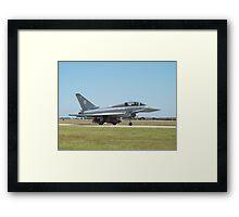"Typhoon T1 ""BF"" 29 Squadron RAF  Framed Print"