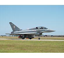 "Typhoon T1 ""BF"" 29 Squadron RAF  Photographic Print"