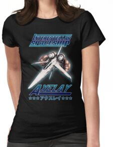 Axelay Womens Fitted T-Shirt