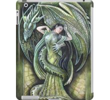 Dragon's bride iPad Case/Skin