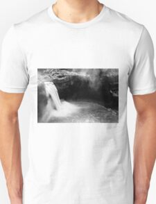 Paloose Falls, Washington, US Unisex T-Shirt