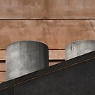 Concrete and clay by Jan Pudney
