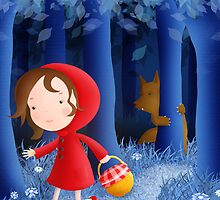 Little Red Riding Hood by Hannah Chapman
