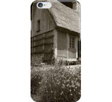 Acadian Cottage iPhone Case/Skin