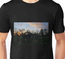 Silent Guns At Manassas Unisex T-Shirt