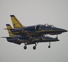 Breitling Aero by Dave Holmes
