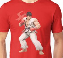 Ryu Punches In Unisex T-Shirt