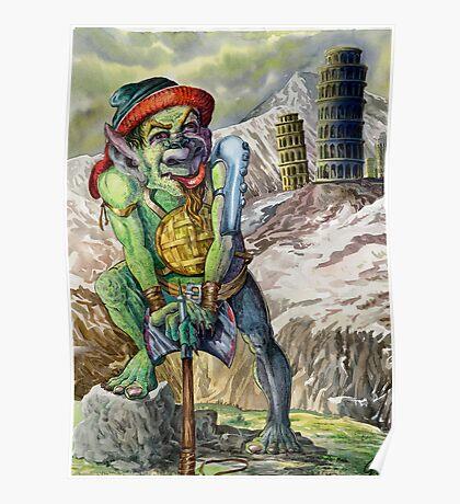 War Goblin Poster