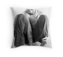 tattoo drug Throw Pillow