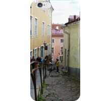 Serenade on the Steps iPhone Case/Skin