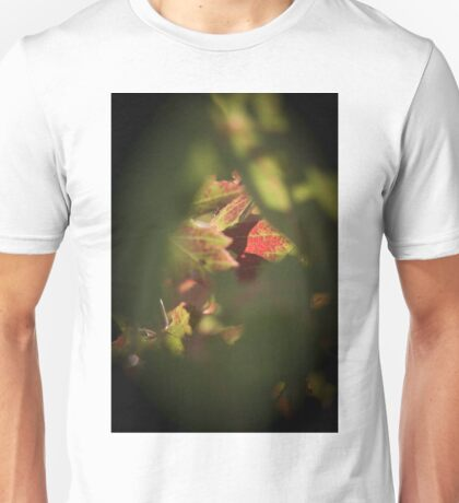 Maple red Unisex T-Shirt