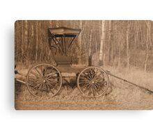 """A Classy Ride"" - Classic Passenger Buggy Metal Print"