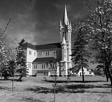 St. Anne's by Harv Churchill