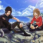 Wind story by Hikaru Yagi