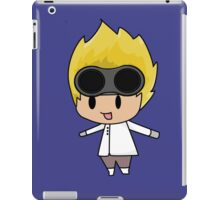 Dr Horrible iPad Case/Skin