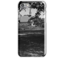 Strolling through Grand Pre iPhone Case/Skin