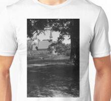 Strolling through Grand Pre Unisex T-Shirt