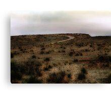 Twilight Grasslands Canvas Print