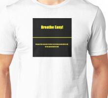 Breathe Easy Voluntaryist Unisex T-Shirt