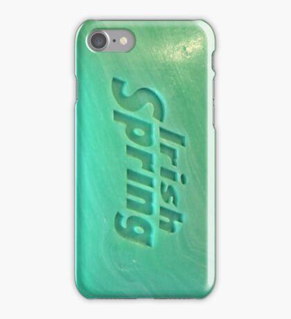 Irish Spring iPhone Case iPhone Case/Skin