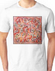 American Manual Alphabet Unisex T-Shirt