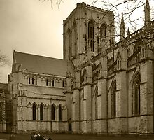St. Peter, York 2 by WatscapePhoto