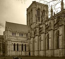 St. Peter, York 2 by WatscapePhoto