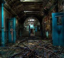 Ward Corridor by BULLYMEISTER