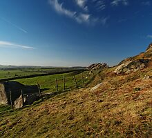 At Almscliff Crag by WatscapePhoto
