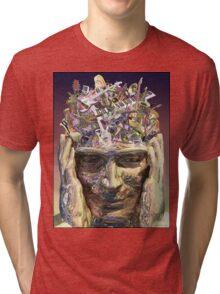 Music Head Tri-blend T-Shirt