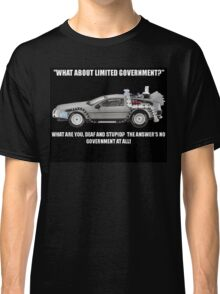 The Answer's No! Classic T-Shirt