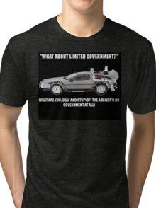 The Answer's No! Tri-blend T-Shirt