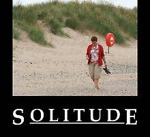 Life's Lesson 4 - Solitude by Allen Lucas