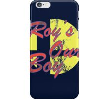 Roy's Our Boy iPhone Case/Skin