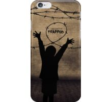Trapped iPhone Case/Skin