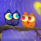 Valentine's Moon by nelinda