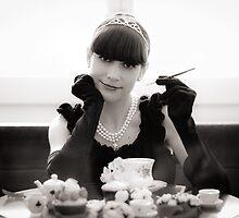 Breakfast at Tiffany's by Irene Orozko
