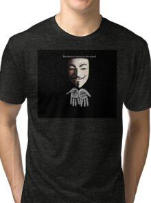 Intellectual Revolution Tri-blend T-Shirt