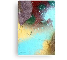 Lost in Transition Canvas Print