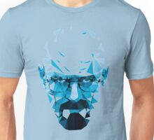 Mr. White's Blue Unisex T-Shirt