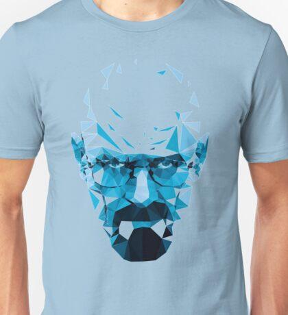 Mr. White's Blue Unisex T-Shirt