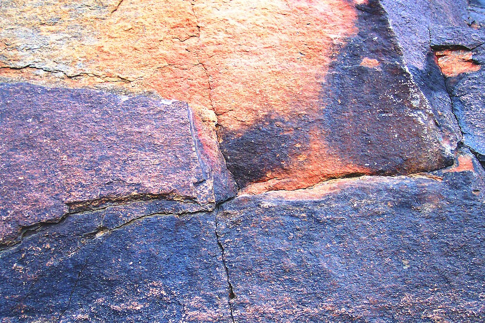 Rock Block Weekend by John Bibb