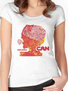 Can Tago Mago Women's Fitted Scoop T-Shirt