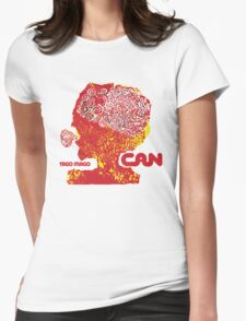 Can Tago Mago Womens Fitted T-Shirt