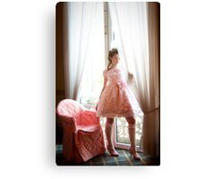 Ethereal Elegance Canvas Print