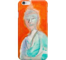 Inner city girl iPhone Case/Skin